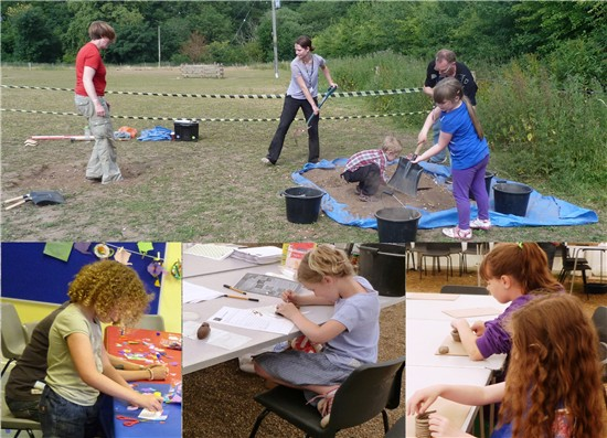 Archaeology Day 2013