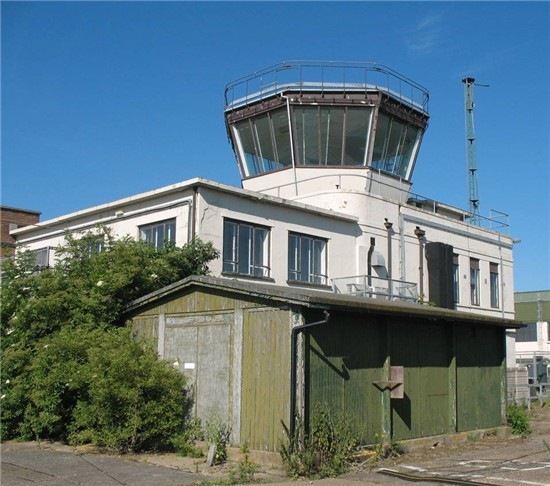 RAF Coltishall Control Tower