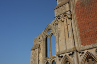 Binham priory (NHER 2081)