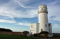 Hunstanton lighthouse (NHER 1290)